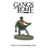 War Banner Gangs Of Rome Fighter Tertius