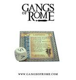 War Banner Gangs Of Rome Fighter Septimus