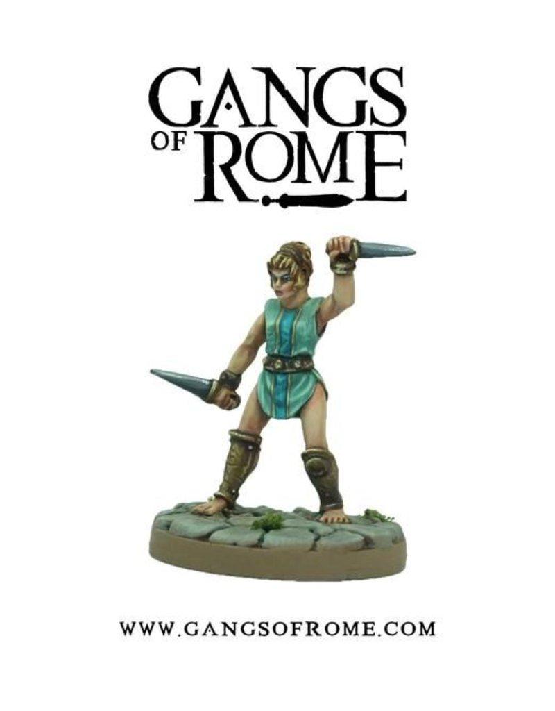 War Banner Gangs Of Rome Fighter Nonus