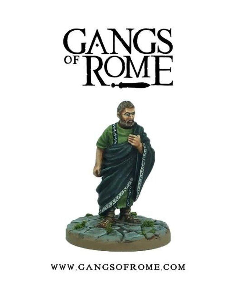 War Banner Gangs Of Rome Secundus Dominus