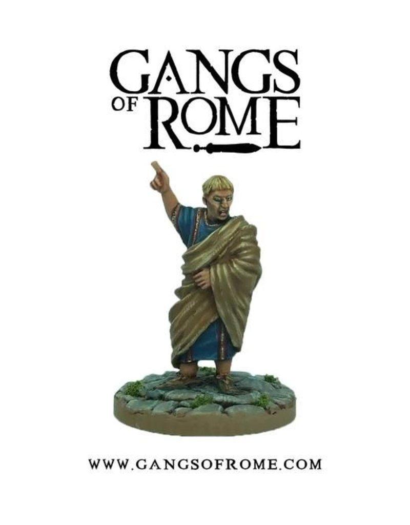 War Banner Gangs Of Rome Tertius Dominus
