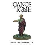 War Banner Gangs Of Rome Quartus Dominus