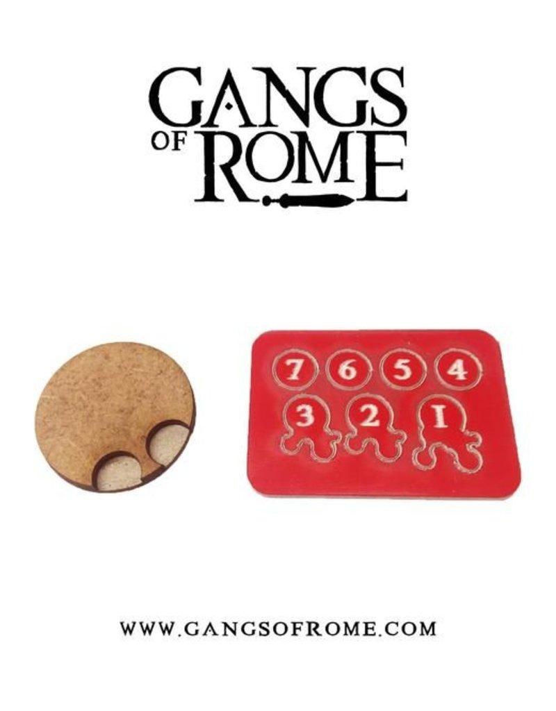 War Banner Gangs Of Rome Agente