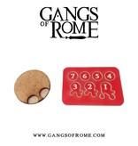 War Banner Gangs Of Rome Fierce Mastiff