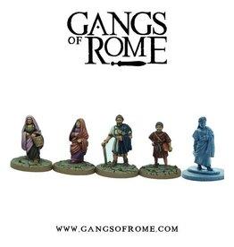 War Banner Mob Primus