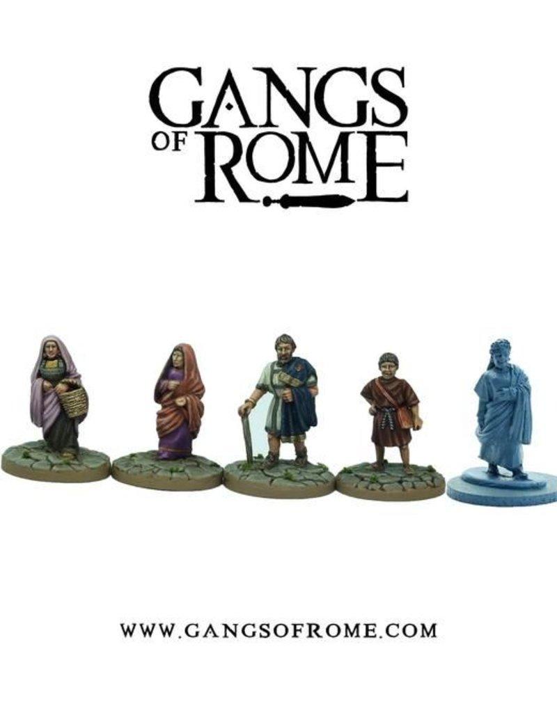 War Banner Gangs Of Rome Mob Primus