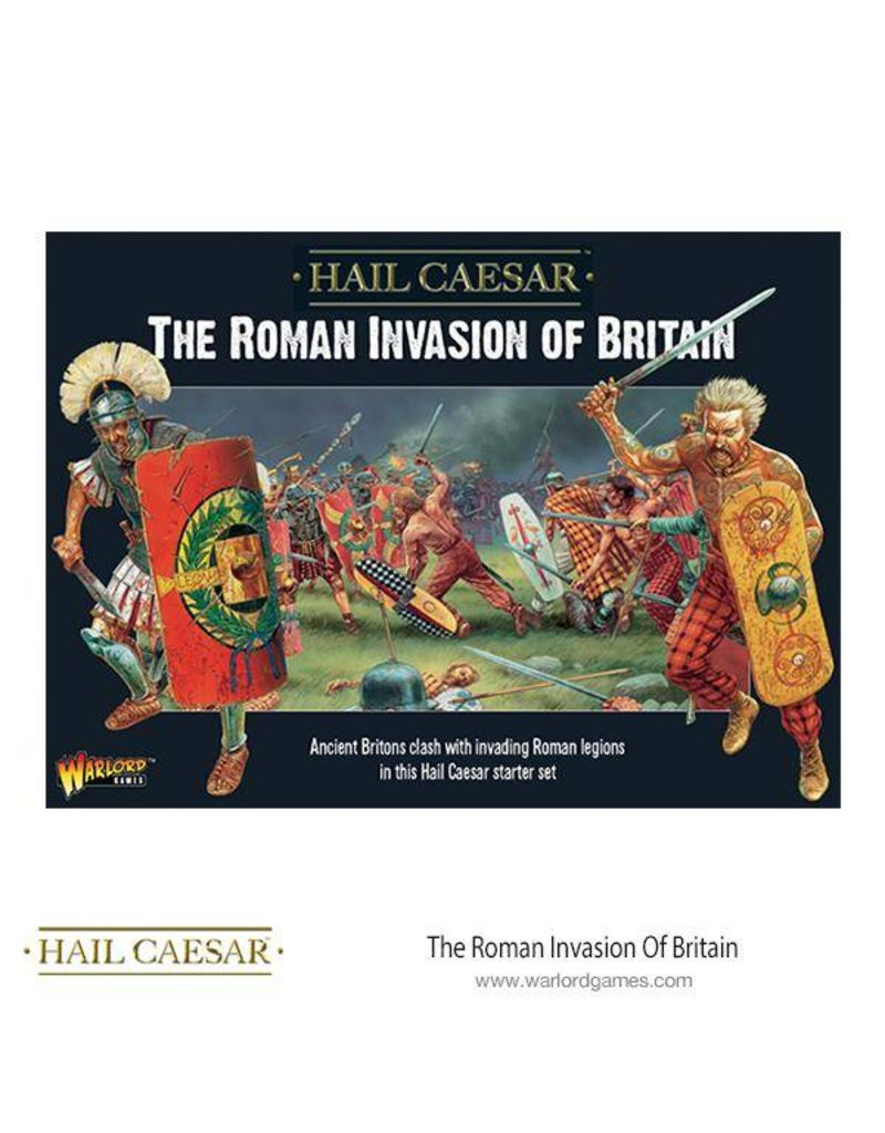 Warlord Games The Roman Invasion of Britain 2 Player Starter Set
