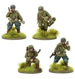 Warlord Games US Airborne HQ (1944-45)