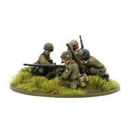 Warlord Games US Airborne HMG Team (1944-45)