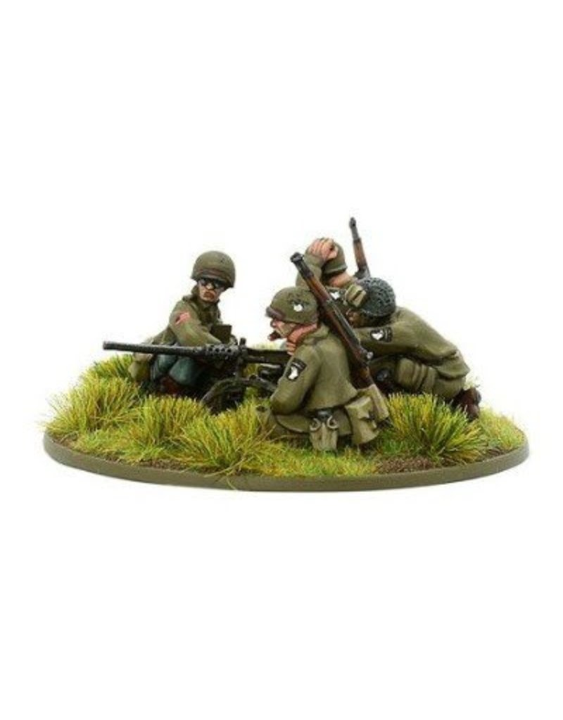 Warlord Games US Army Airborne HMG Team (1944-45)