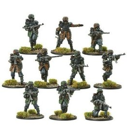 Warlord Games Waffen-SS Shocktrooper Squad