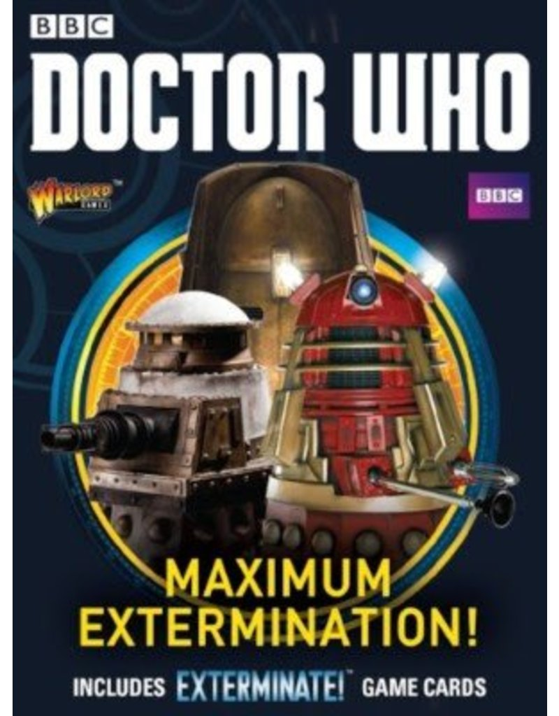 Warlord Games Dr Who: Maximum Extermination!