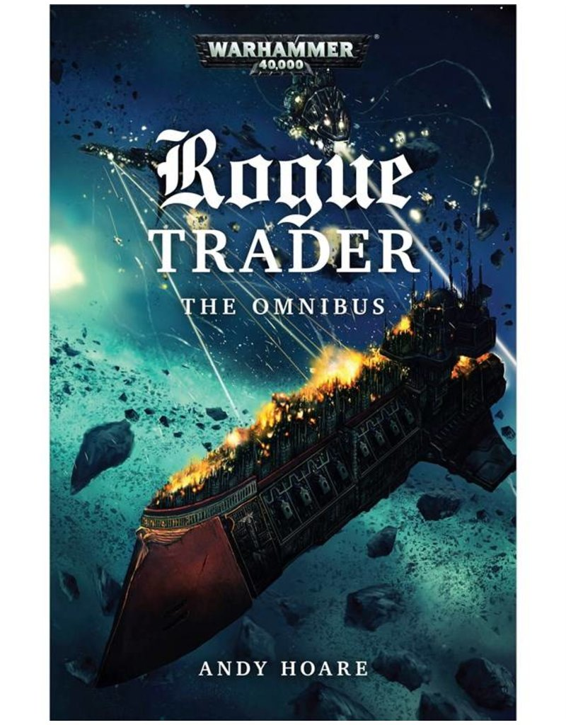 Games Workshop Rogue Trader: The Omnibus (SB)