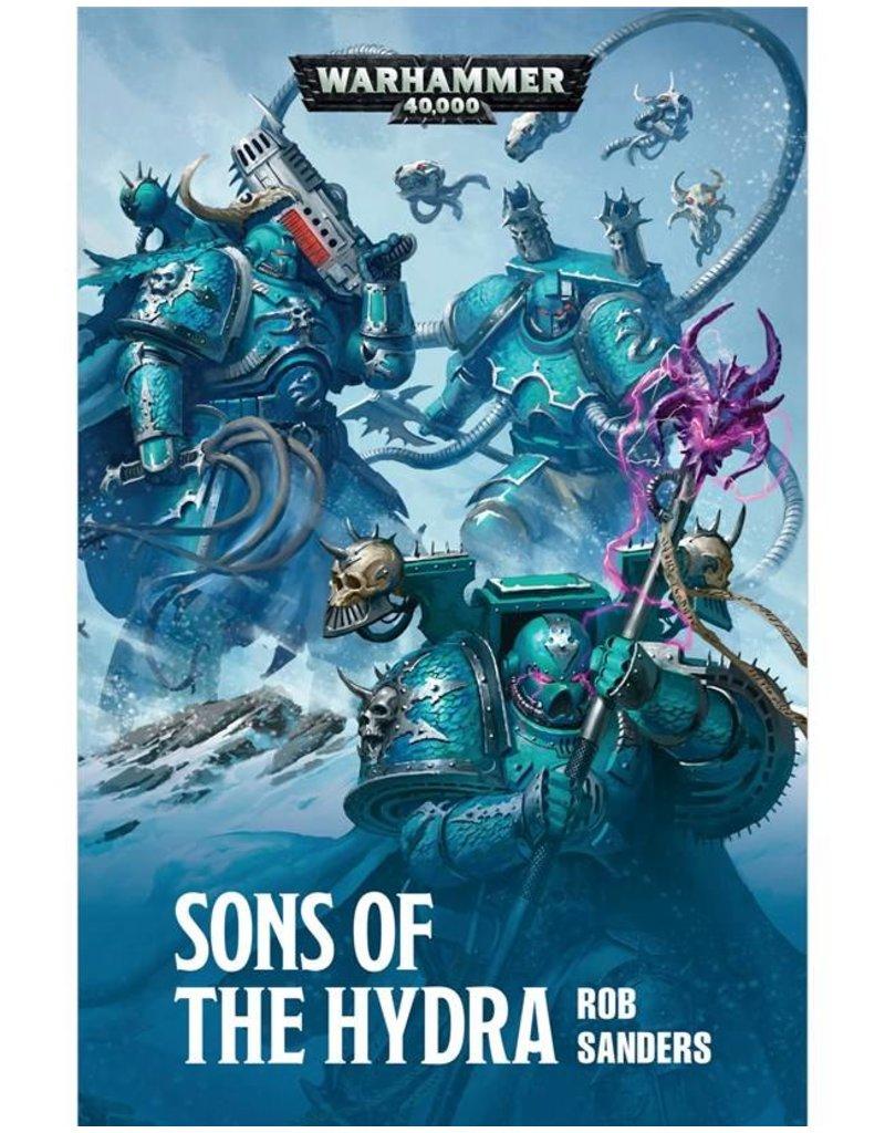 Games Workshop Alpha Legion: Sons Of The Hydra (HB)