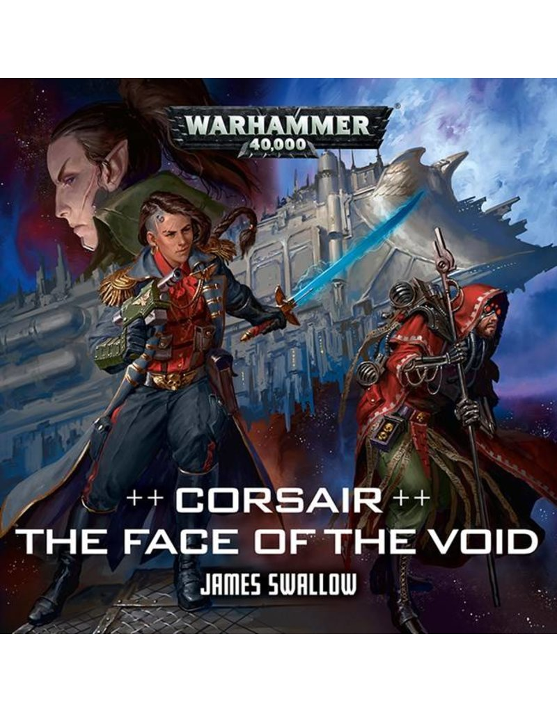 Games Workshop Corsair: Face Of The Void (AUDIOBOOK)