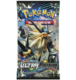 Pokemon Ultra Prism Booster