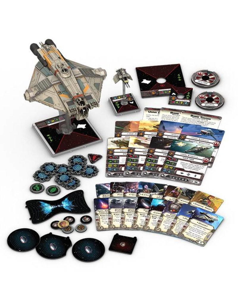 Fantasy Flight Games Star Wars X-Wing: Ghost Expansion Pack