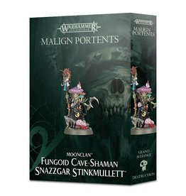 Games Workshop Malign Portents Snazzgar Stinkmullett