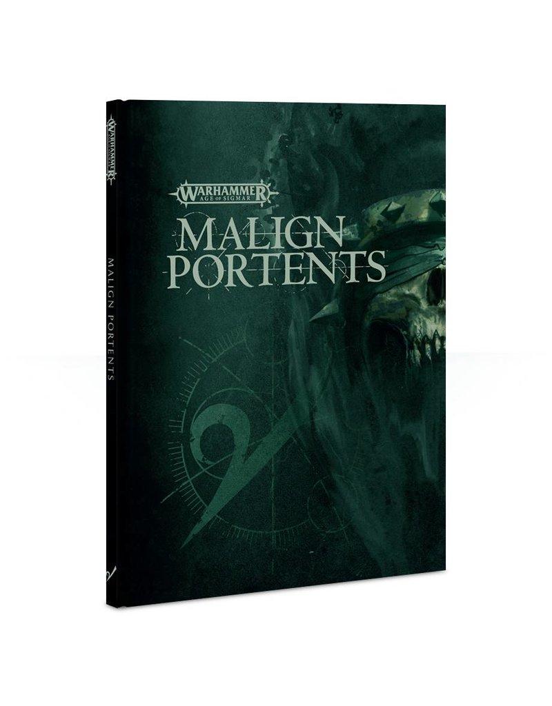 Games Workshop Malign Portents Expansion Book (EN)