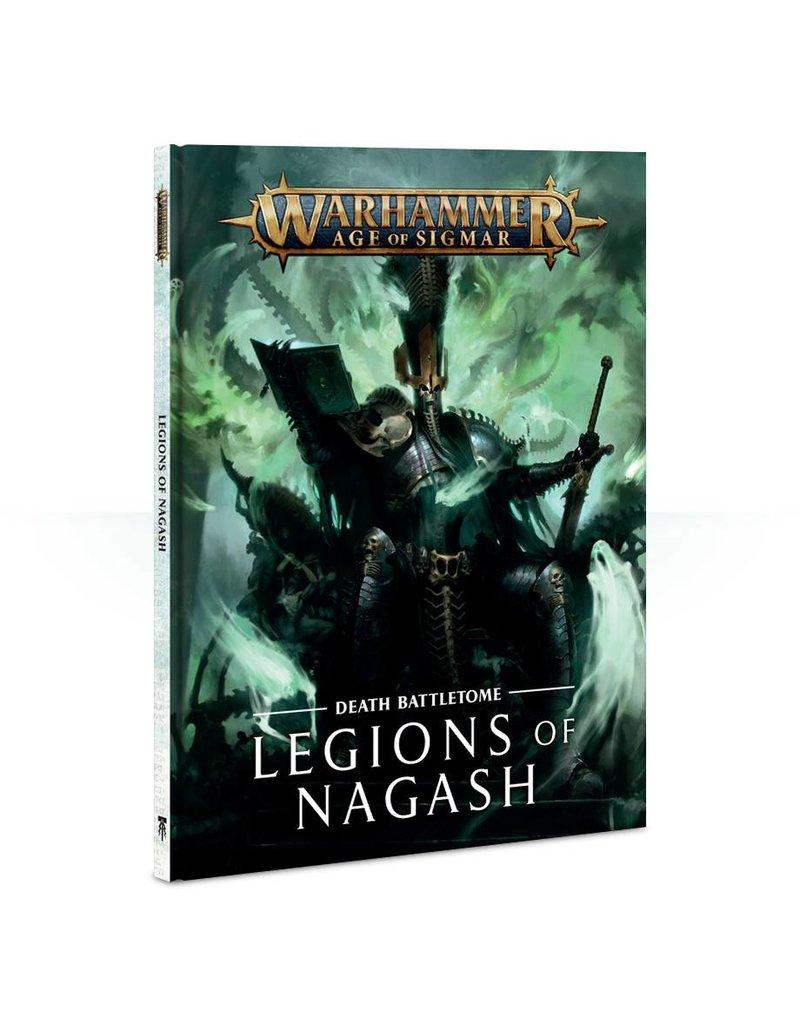 Games Workshop Battletome: Legions Of Nagash (HB)