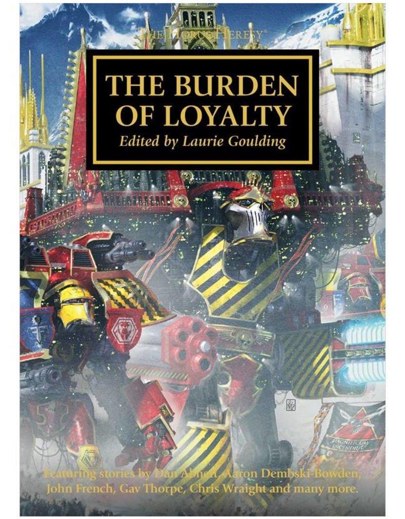 Games Workshop Horus Heresy: The Burden Of Loyalty (HB)