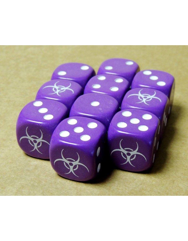 TT COMBAT Scourge Dice Set - Purple