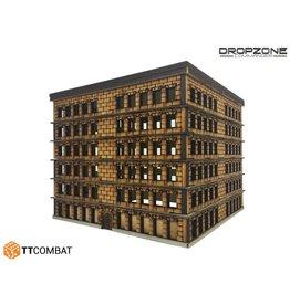 TT COMBAT Adnet Apartments
