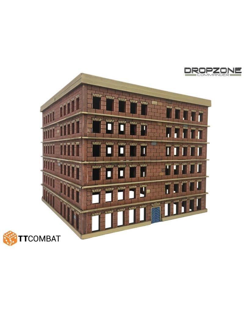 TT COMBAT Sci-fi X: Adnet Apartments