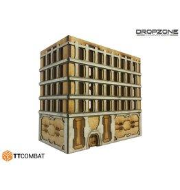 TT COMBAT Utopia Building