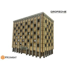 TT COMBAT Lassiter Commercial Building