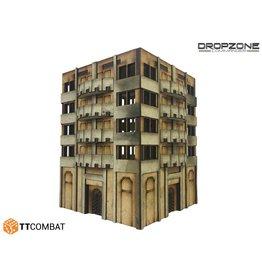 TT COMBAT Lanux Apartment