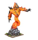 Mantic Games Forces Of Nature: Greater Fire Elemental