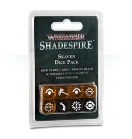 Games Workshop Skaven Dice Pack