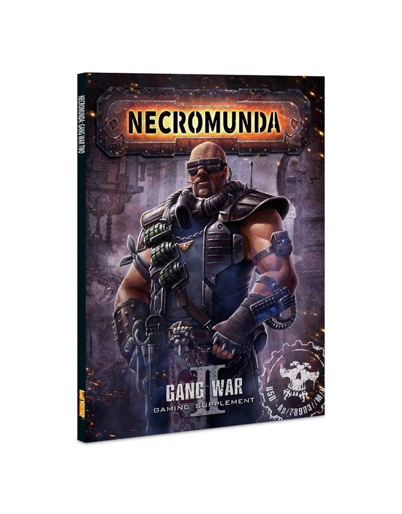 Games Workshop Necromunda: Gang War 2 (EN)
