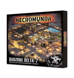 Games Workshop Underhive Badzone Delta-7