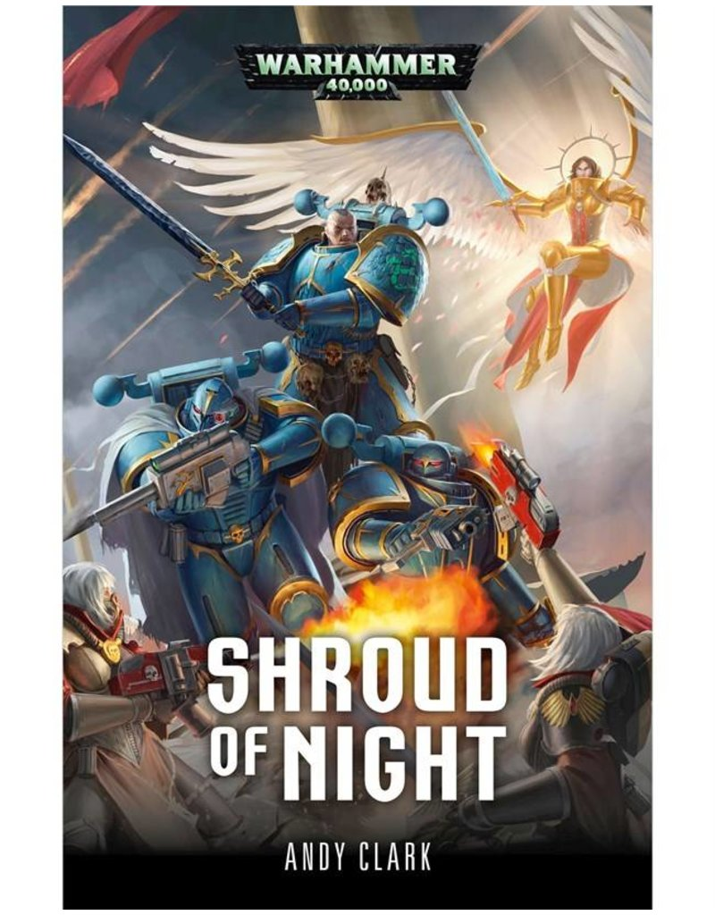Games Workshop Warhammer 40k: Shroud Of Night (SB)
