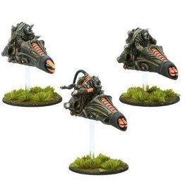 Warlord Games Pulse Bike Command Squad