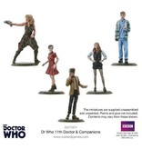 Warlord Games Dr Who: 11th Doctor & Companions