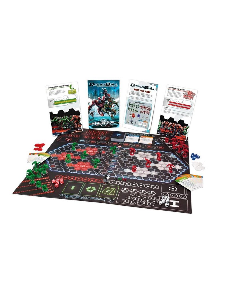 Mantic Games DreadBall 2nd Edition Boxed Game