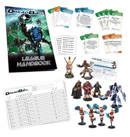 Mantic Games DreadBall 2 Galactic Tour