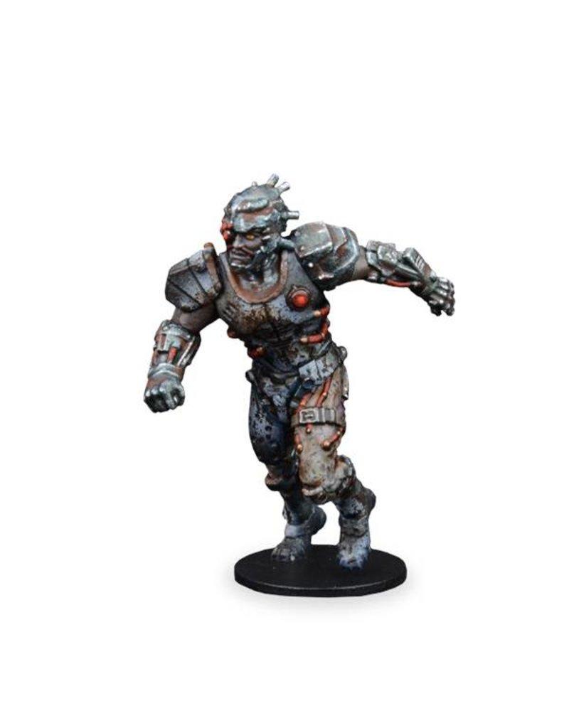 Mantic Games New Eden Revenants - Cyborg Team