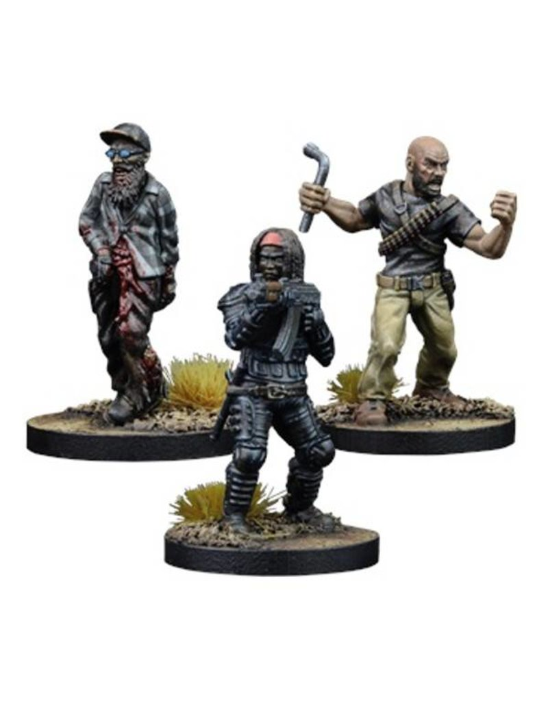 Mantic Games The Walking Dead: Michonne, Vengeful Hunter Booster