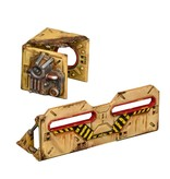 Mantic Games Terrain Crate: Industrial Zone