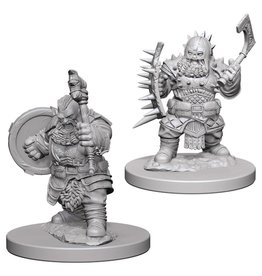 Wizards of the Coast Dwarf Male Barbarian