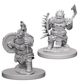 Wizkids Dwarf Male Barbarian (Wave 4)
