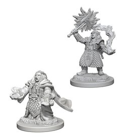 Wizards of the Coast Dwarf Female Cleric