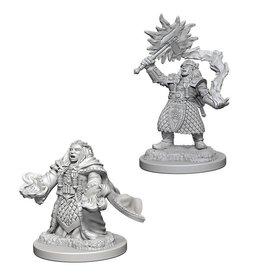 Wizkids Dwarf Female Cleric