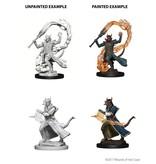 Wizkids Nolzur's Marvelous Miniatures: Tiefling Male Sorcerer Blister Pack