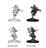 Wizkids Nolzur's Marvelous Miniatures: Air Genasi Female Rogue Blister Pack