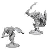 Wizkids Nolzur's Marvelous Miniatures: Dragonborn Male Fighter Blister Pack (Wave 4)